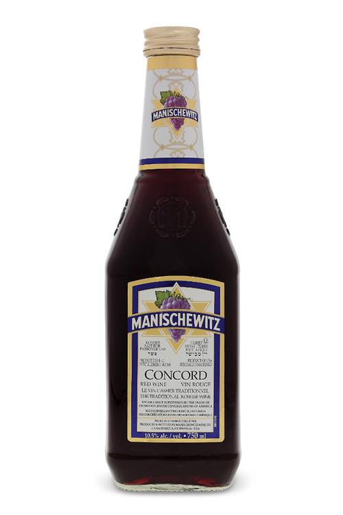 Manischewitz Light Concord