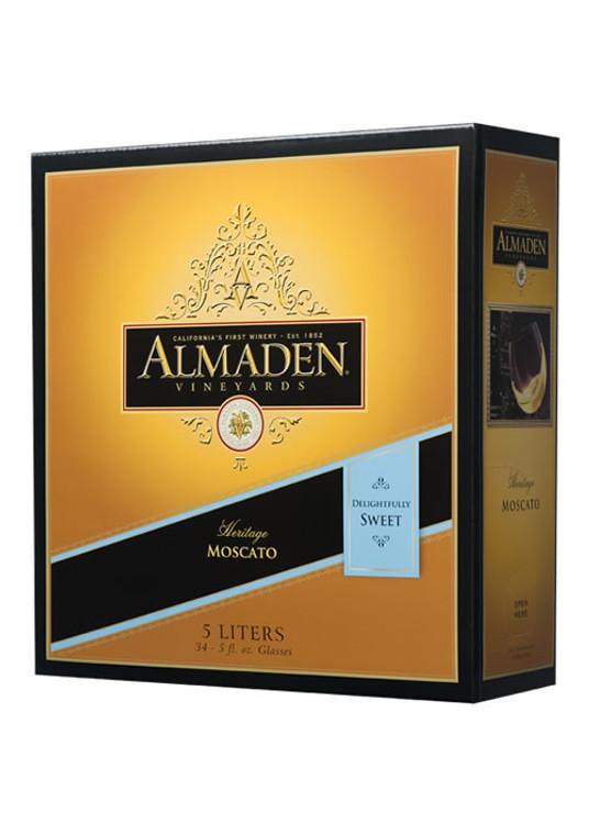 Almaden Moscato 5L