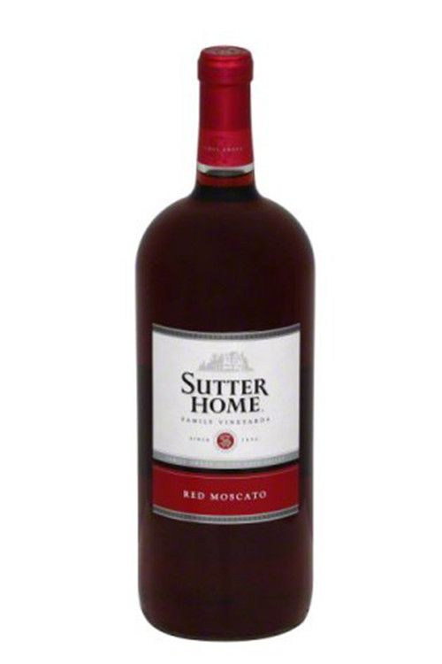 Sutter Home Red Moscato