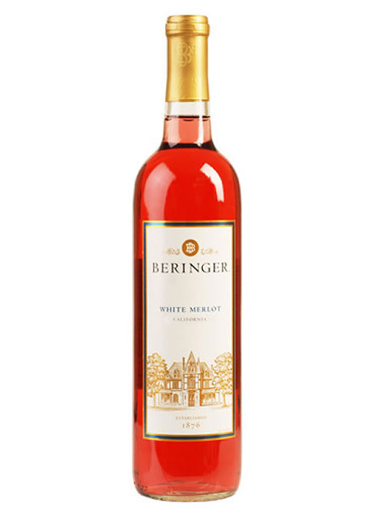Beringer California Collection White Merlot