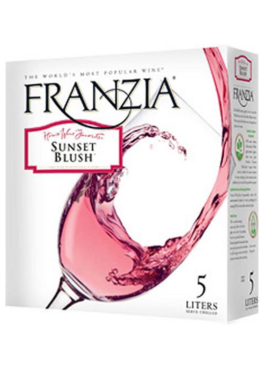 Franzia Sunset Blush 5L