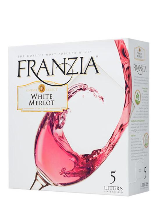 Franzia White Merlot 5L