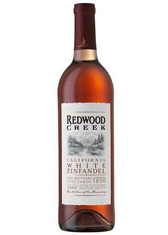 Redwood Creek White Zin 1.5L