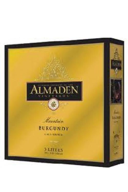 Almaden Burgundy 5L