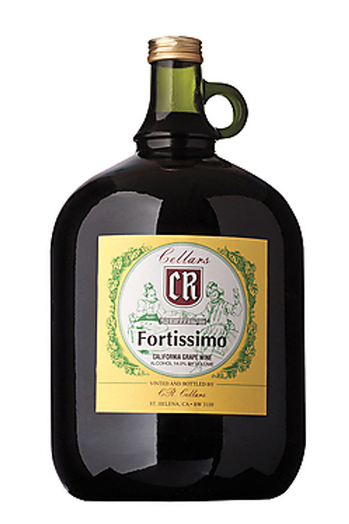 CR Cellars Fortissimo Red