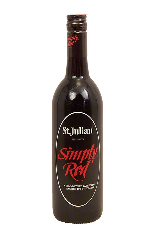 St Julian Simply Red