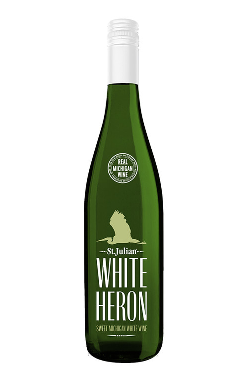 St Julian White Heron