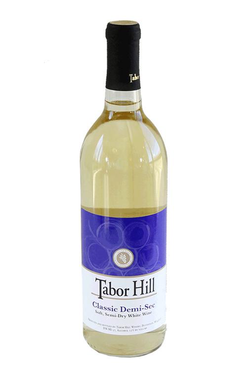 Tabor Hill Classic Demi Sec White