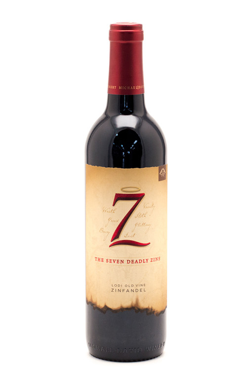 7 Deadly Zins by Michael David Zinfandel
