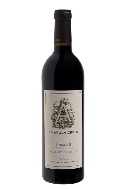 Amapola Creek Monte Rosso Vineyard Zinfandel