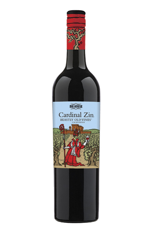 Big House Cardinal Zin Beastly Old Vines