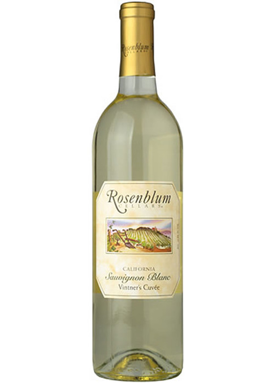 Rosenblum Vintners Collection Sauvignon Blanc