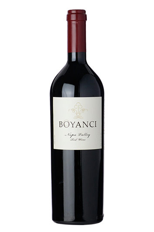 Boyanci Napa Valley Red Blend