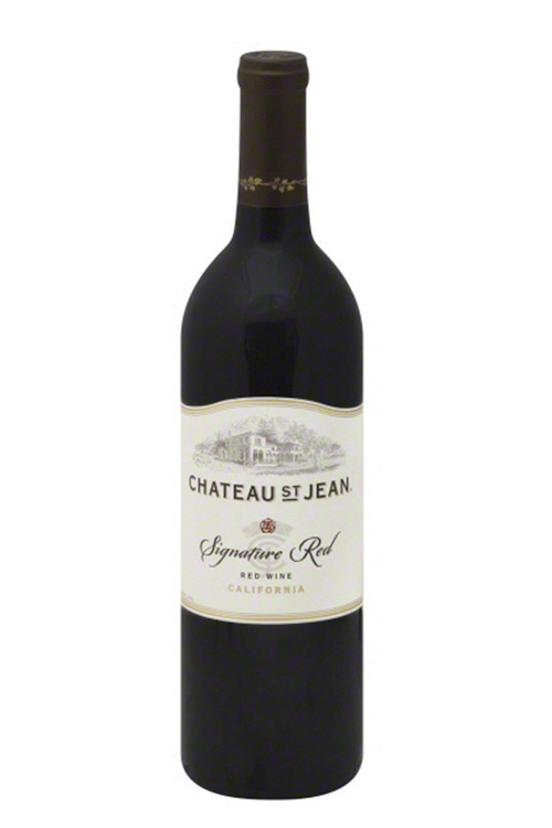 Chateau St Jean Signature Red California