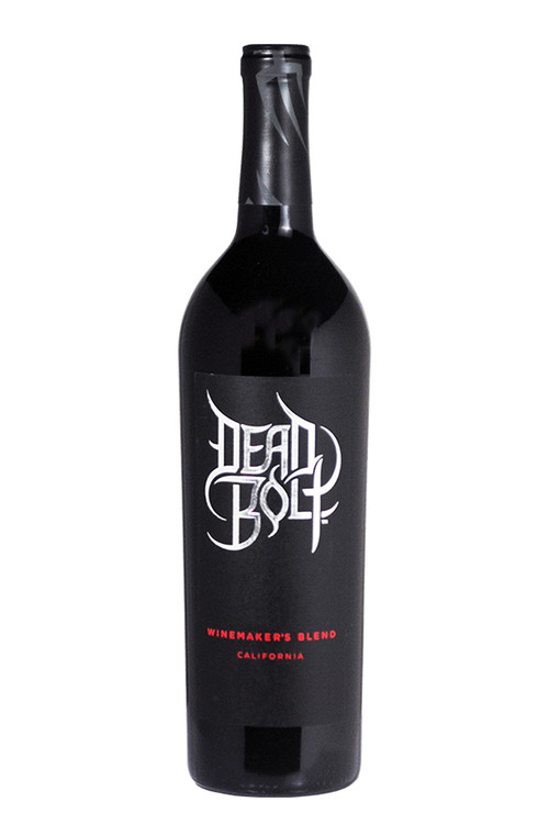 Dead Bolt Red Blend