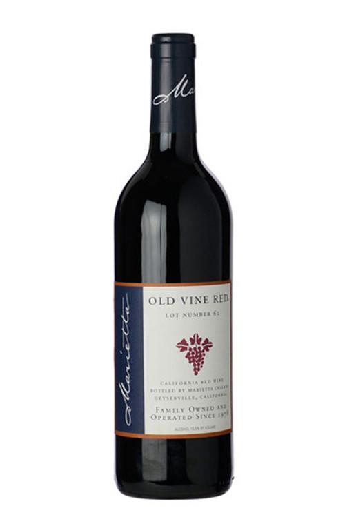 Marietta Cellars Old Vine Red Lot 61