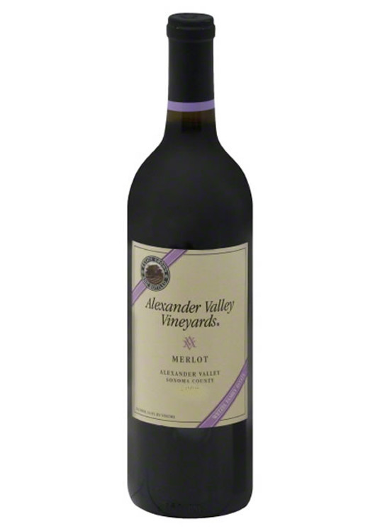 Alexander Valley Vineyards Merlot
