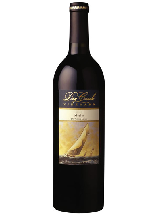Dry Creek Vineyard Merlot