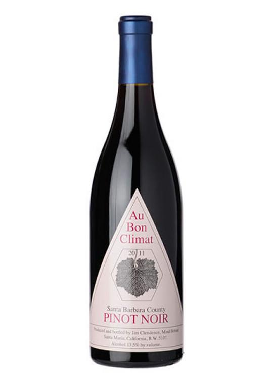 Au Bon Climat Santa Barbara County Pinot Noir