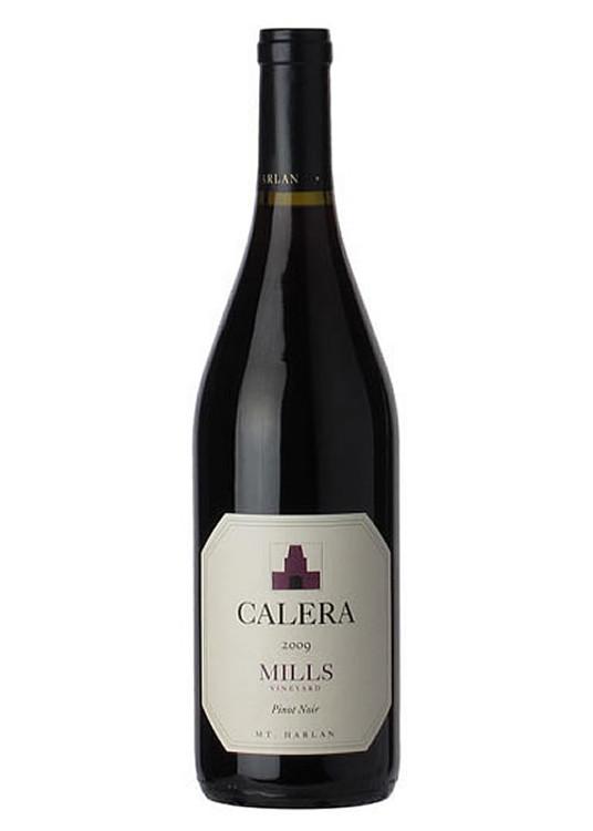 Calera Mills Vineyard Mount Harlan Pinot Noir