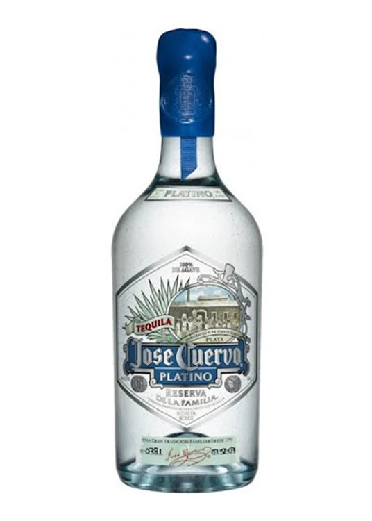Jose Cuervo Platino 750ML