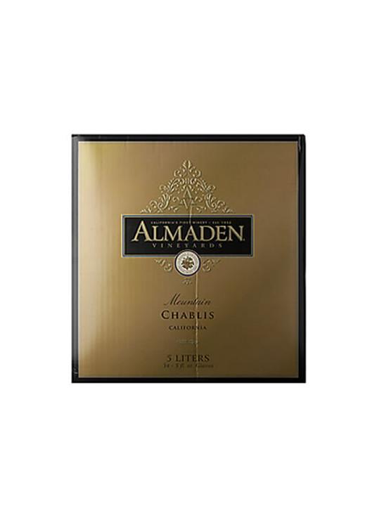 Almaden Chablis 5L
