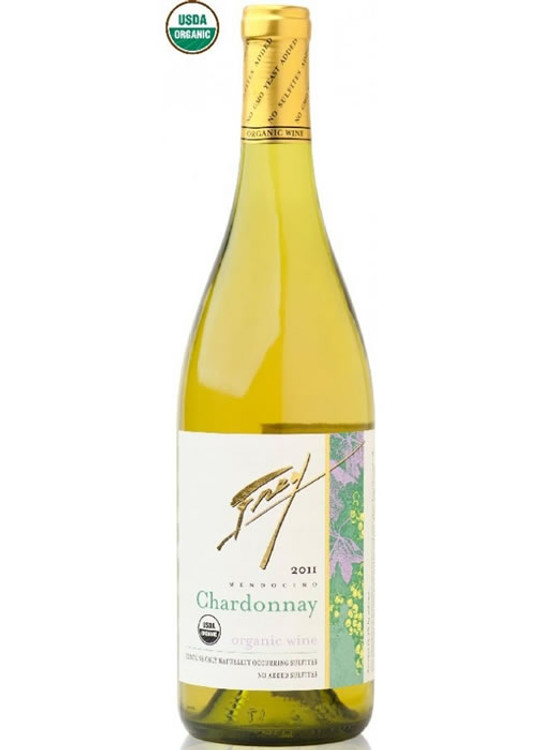 Frey Organic Chardonnay