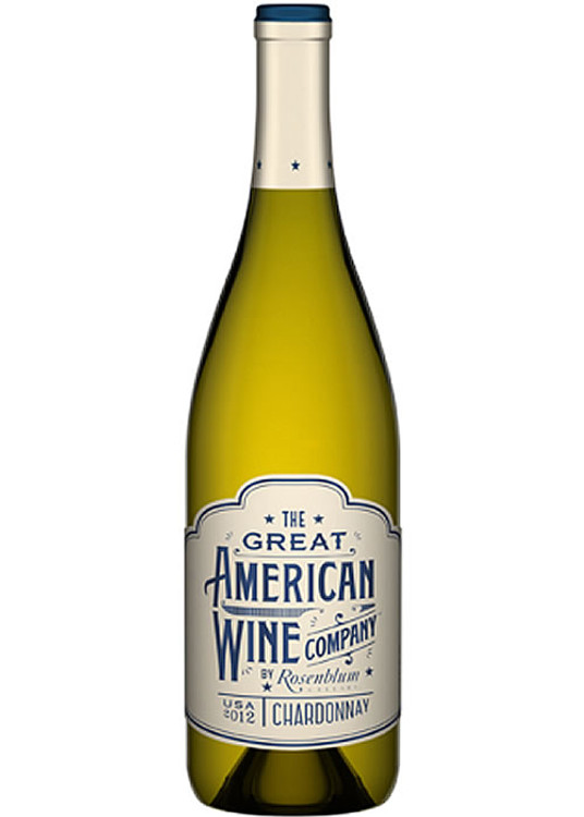 Great American Wine Company Chardonnay