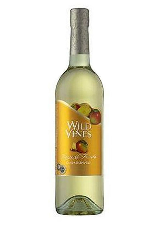 Wild Vines Chardonnay Tropical Fruits