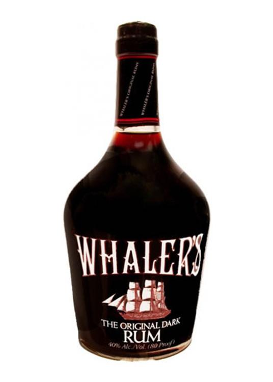Whalers Original Rum 750