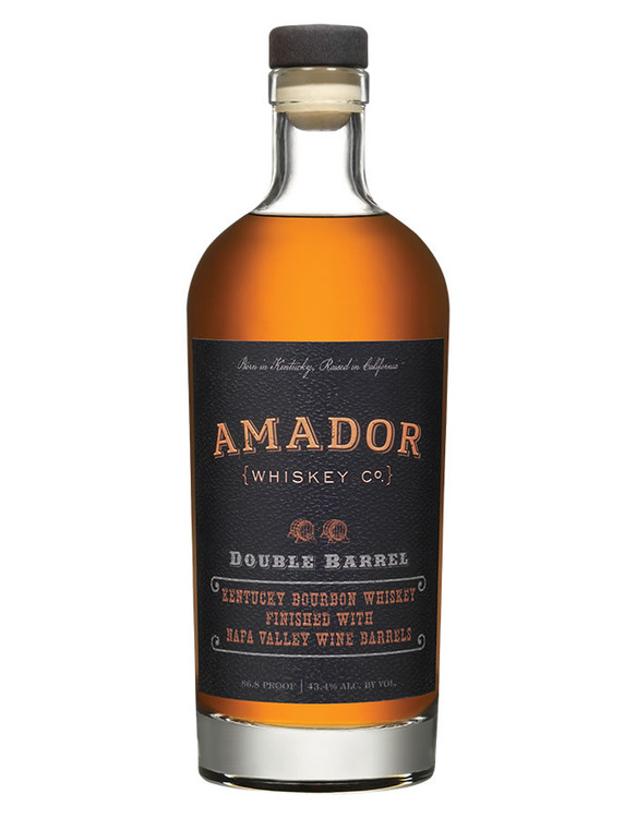 Amador Double Barrel Bourbon 750ML