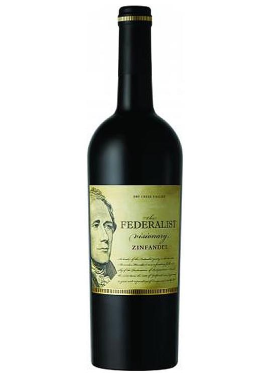 Federalist Zinfandel Lodi