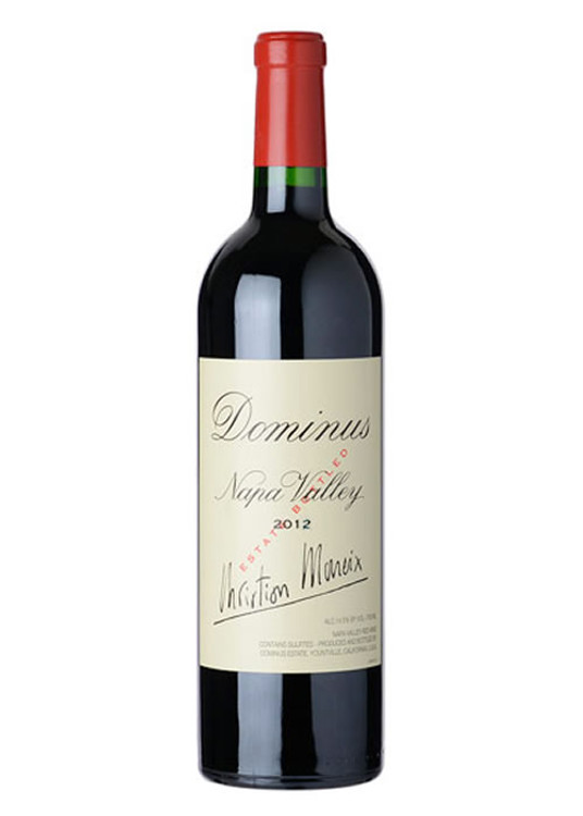 Dominus Napa Valley Bordeaux Blend 2012