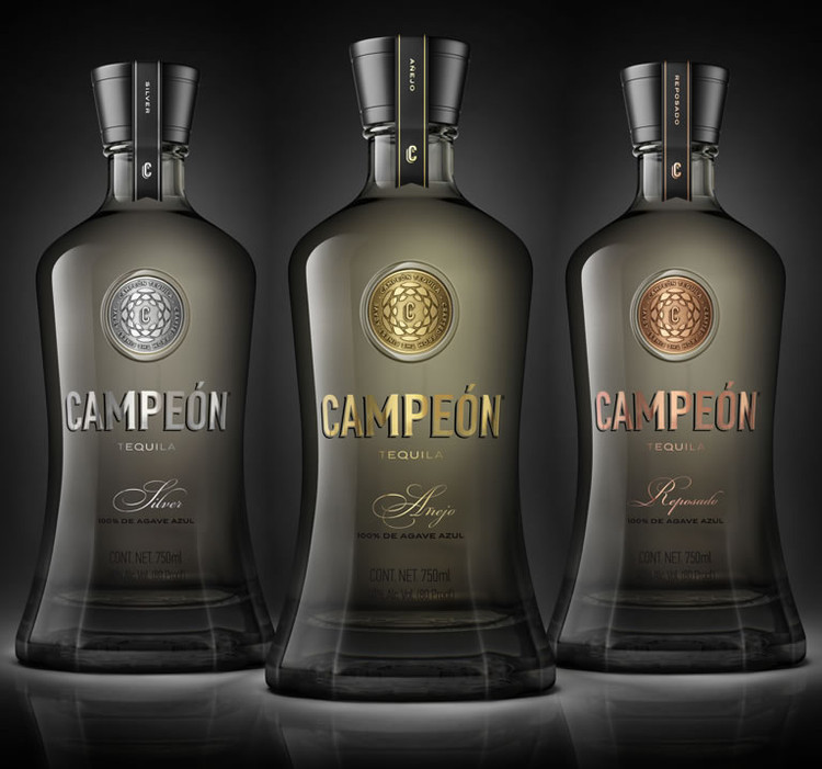 Campeon Reposado Tequila