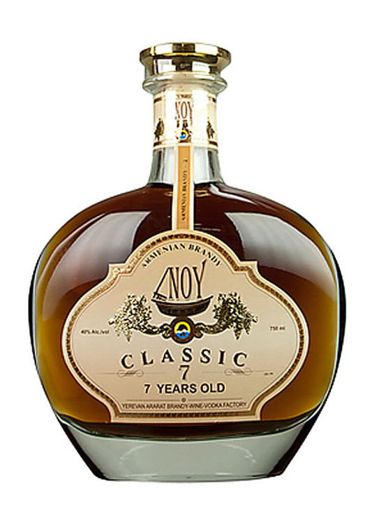 Noy Classic 7 Year Brandy