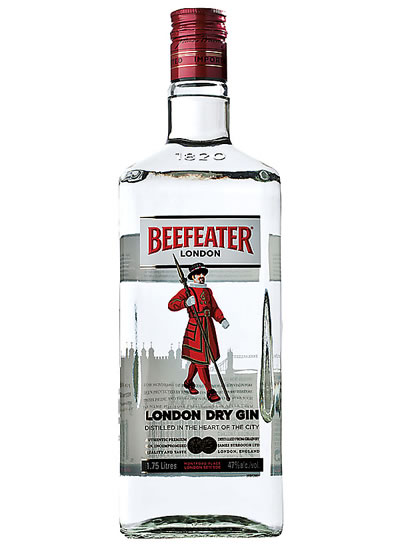 Image result for Beefeater London Dry Gin