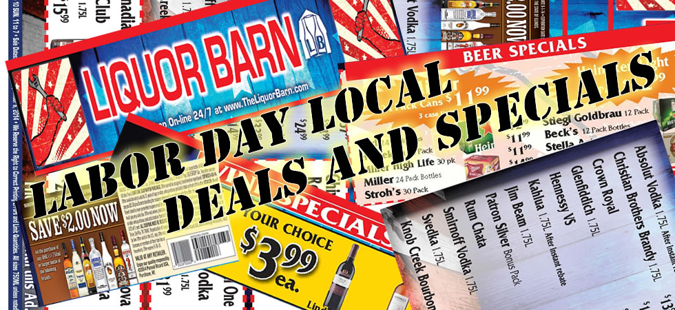 Labor Day Local Specials