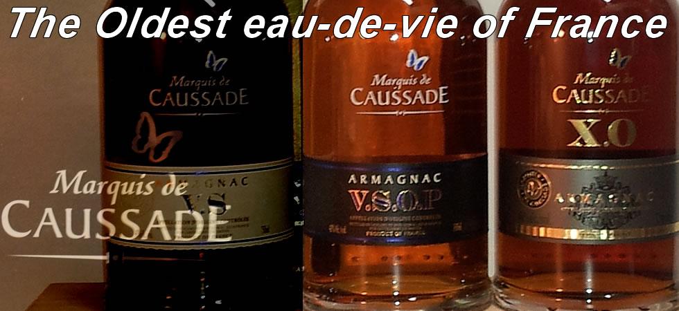 Marquis de Caussade Armagnac