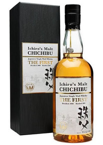 Ichiro's Malt Chichibu The First Japanese Single Malt