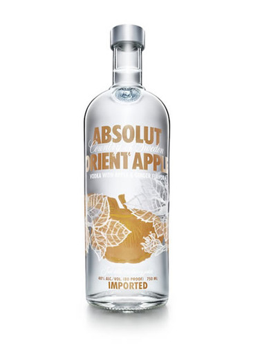 Absolut Orient Apple