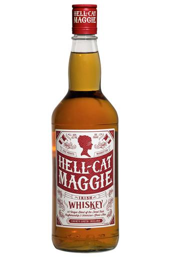 Hell-Cat Maggie Irish Whiskey
