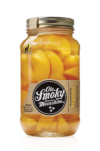 Ole Smoky Moonshine Peaches