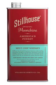 Stillhouse Mint Chip Moonshine Whiskey