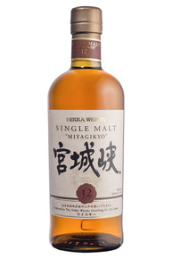 Nikka Miyagikyo Single Malt 12 Year