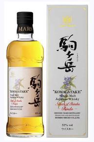 Shinshu Mars Iwai Komagatake Nature of Shinshu Rindo Japanese Whisky