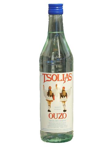 Tsolias Ouzo 750