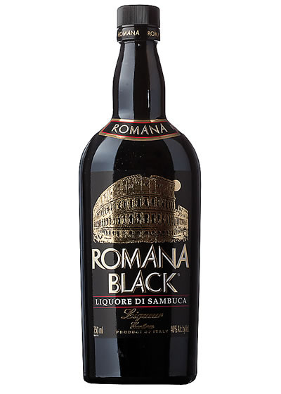 Romana Black Sambuca 750ml Liquor Barn