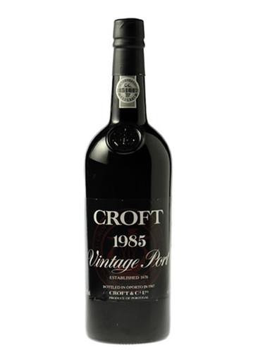 Croft 1985 Vintage Port
