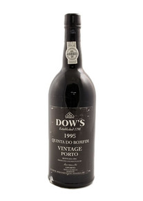 Dow's Quinta do Bomfim 1995 Vintage Port