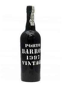 Porto Barros 1997 Vintage Port